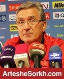 برانکو: هیچ ایرادی به بازیکنانم وارد نیست