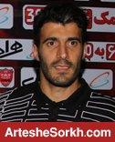 نورمحمدی: امیدوارم سید در اوج در پرسپولیس،خداحافظی کند
