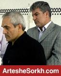 ملاقات طاهری و ترکاشوند از مدیرعامل سابق باشگاه پرسپولیس