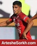 علیپور بازی با تراکتورسازی را از دست داد