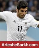 امیری: در جام جهانی رقبای ما دیگر کره جنوبی و حریفان آسیایی نیستند