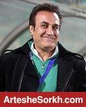 دیدار برانکو با فرهاد کاظمی در فرودگاه