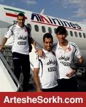 کاروان پرسپولیس با 35 نفر به امارات می رود