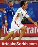 صعود تاریخی فوتبال ساحلی؛ ساحلی بازان ایران پشت سر برزیل در رده دوم جهان (عکس)