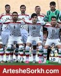 ترکیب تیم های ایران و ازبکستان مشخص شد