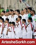 اعلام ترکیب ایران برای دیدار مقابل سوریه