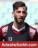 عبدی، بهترین بازیکن هفته بیست دوم لیگ + عکس