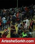 وقاحت ناتمام رئیس هیات فوتبال خوزستان/ طالقانی و یک دنیا رو!
