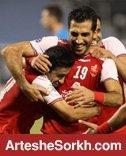 گزارش AFC از تحلیل خط میانی پرسپولیس-النصر