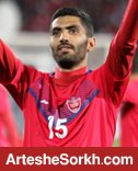 انصاری با تیم به قطر می رود