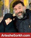 مادر علی انصاریان: برای پسرم دعا کنید
