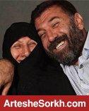 مادر انصاریان در بیمارستان بستری شد/ کریمی: برادرم را از دست دادم