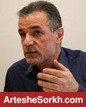 انصاری فرد: جای حل اختلاف ما و برانکو فیفا نیست