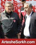 عرب با برانکو دیدار کرد + عکس