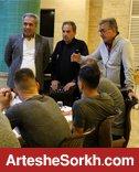 لغو جلسه برانکو - عرب؛ لیست بعد از قهرمانی