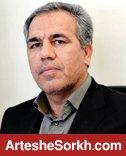 عرب: از حضور طاهری در پرسپولیس بی اطلاعم