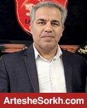 عرب: 40 درصد به بازیکنان پرداختی داشتیم