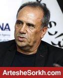 عربشاهی: پرسپولیس مشکل مهره ندارد