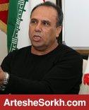 عربشاهی: گل محمدی بهترین بازیکنان را دارد