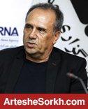 عربشاهی: پرسپولیس باید با دو مهاجم نوک بازی کند