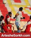 حواشی بازی: درگیری حسینی با آقایی به خاطر نمایش عجیب لک