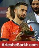 خطرناک ترین بازیکن سوپر لیگ هند در ترکیب رقیب پرسپولیس