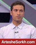 آشوبی: پرسپولیس با کالدرون فقط خوب نتیجه گرفته است