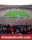 آزادی به عنوان برترین ورزشگاه مرکز و جنوب آسیا انتخاب شد