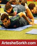 یحیی برای بازیکنان تمرینات خانگی در نظر گرفت