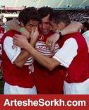 سالروز اولین قهرمان لیگ برتر؛ روزی که جام سرخ شد