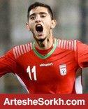 روزهای خوب گلزن پرسپولیس در مسیر جام جهانی