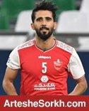 بشار به تیم ملی فوتبال عراق دعوت شد