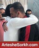 واکنش احساسی سیدجلال به جدایی بشار