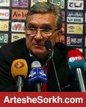 برانکو: به بازیکنانم تبریک می گویم به خاطر تلاش زیادشان