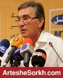 برانکو: هرکس بخواهد جدا شود به تیم امید مى رود / پرسپولیس برنامه تیم ملی را تایید نکرد