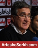 برانکو: تاکنون در سابقه مربیگری ام اینگونه نباخته بودم / توجیهی نداریم، باید برنده می شدیم