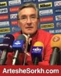 برانکو: من برای منصوریان و تیمش که بهترین تیم دوم جدول ایران بودند،بهترین آرزوها را دارم