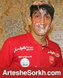 پرسپولیسی ها برای بیرانوند جشن تولد گرفتند+تصاویر