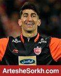 بیرانوند ارزشمندترین بازیکن تاریخ لیگ ایران