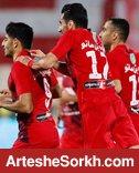 رکورد سپاهان لیگ 18 تیمی در آستانه شکسته شدن