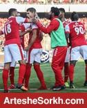 10 امتیاز تا رکورد جدید پرسپولیس در لیگ برتر