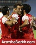 صعود به فینال آسیا بدون یک دقیقه بازی در آزادی