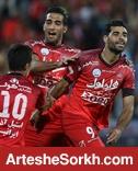 پرسپولیس بهترین تیم هفته 18 تاریخ لیگ
