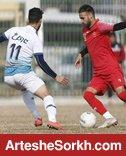 اولین پیروزی یحیی با پرسپولیس در بازی تدارکاتی