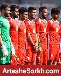 برتری پرسپولیس مقابل سایپا با دبل علیپور