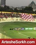 حواشی پیش از بازی: شیطنت از طریق بلندگوهای ورزشگاه در زمان تشویق پرسپولیس