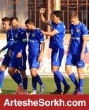 تیم ملی تاجیکستان مقابل پرسپولیس
