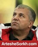 پروین: فوتبال پرسپولیس تک و نمونه است / از بازی ذوب آهن کیف می کنم
