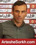 حسینی:خدا را شکر تعلیق نشدم