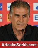 کی روش: عابدینی شهامت حضور در فدراسیون را نداشت/تاج گفت او در تیم ملی فردی غیرمسئول است